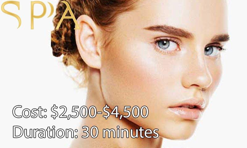 eyelid procedure cost
